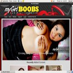 Mygirlboobs.com Login Passwords
